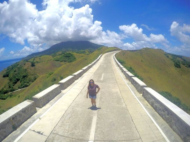 Wheninbatanes Batanes Islands Basco, Batanes BatANESSA Solotraveler YOLO ✌ Travelsolo Single Singlewoman Outdoors Clouds The Traveler - 2018 EyeEm Awards Mountain Full Length Road Adventure Women Journey Rear View Sky Landscape Cloud - Sky Empty Road Diminishing Perspective Mountain Road The Way Forward Country Road White Line Winding Road Dividing Line Road Marking The Great Outdoors - 2018 EyeEm Awards The Street Photographer - 2018 EyeEm Awards The Portraitist - 2018 EyeEm Awards The Fashion Photographer - 2018 EyeEm Awards