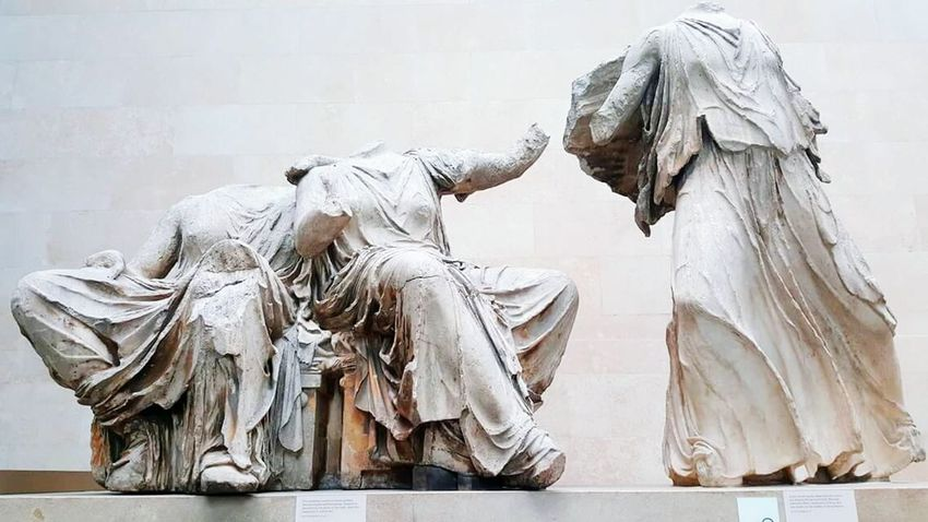 UK Diaries 8.4 LONDON❤ Travelling United Kingdom Samsung Galaxy S6 Edge Art Statue Nationalhistorymuseum