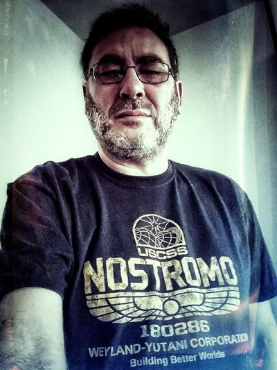 Bresso, Marzo 2019 Tuesday_selfportrait_nonchallenge Nostromo Alien Feelin' Grunge On Holiday See You Soon