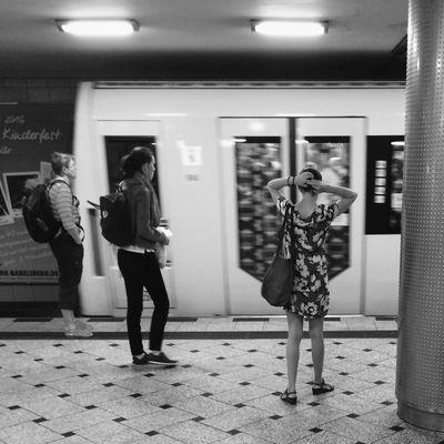 Public Transportation Moritzdornphotos Iphonephotography Berlin Life Berliner Ansichten Notes From The Underground Berlindubistsowunderbar Berlin Photography Berlin Street Photography Blackandwhite Photography Berlinlove (null)Berlin Street Markets