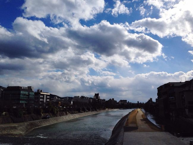 Cloud And Sky Water_collection Kyoto