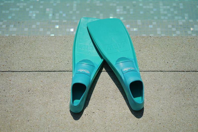 Diving fin Shoe