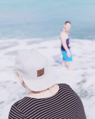 Vacation '17 Bayrisch Ocean Salty Hair