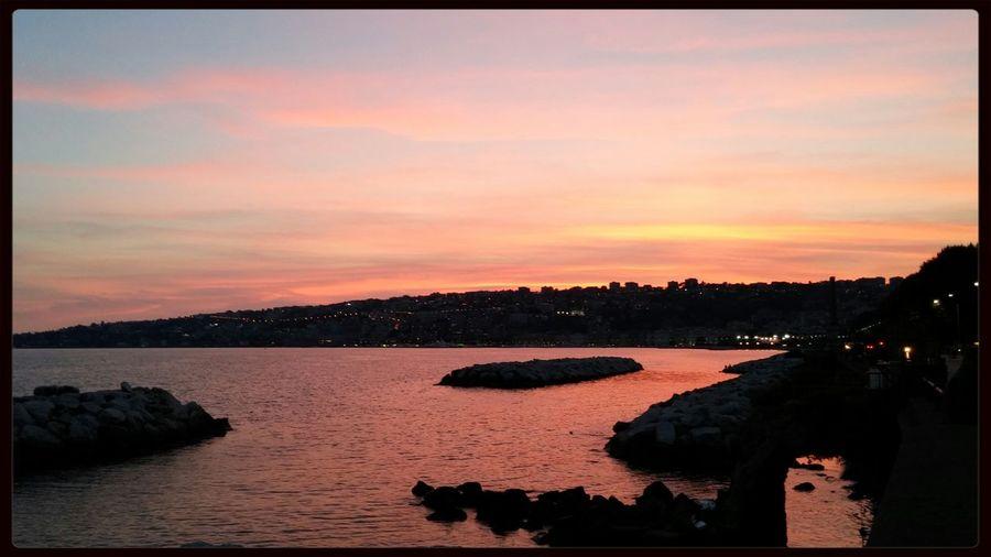 Napoli ❤ Mergellina, Naples Italia Sunshine First Eyeem Photo