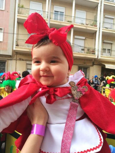 Celebration Red Childhood Holiday - Event Children Only Child Carnival - Celebration Event Happiness Outdoors Crown Smiling Day Baby ❤ Carnaval