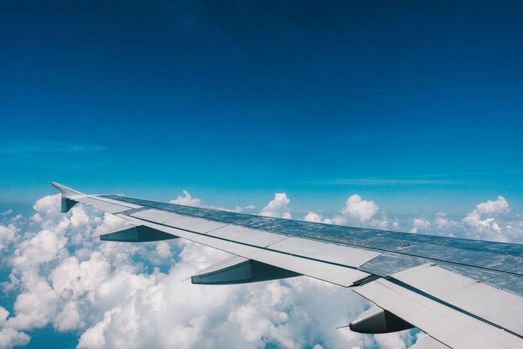 Thailand sky