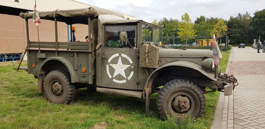 Army Army Vehicles Vintage Veteran Fire Engine Land Vehicle Vehicle Trailer Truck