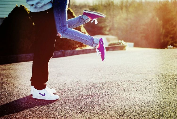 Nike ✔ Love Is Real Sunny Day <3 Enjoy It ....