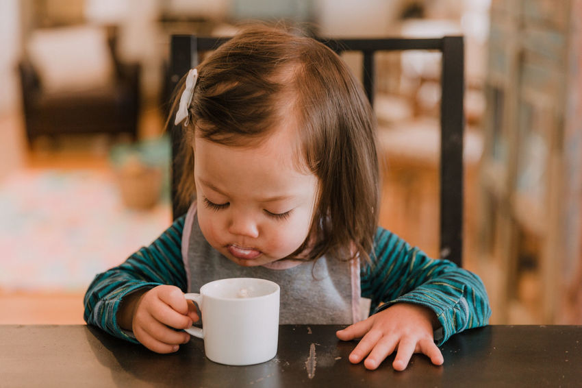 Little Girl Drinking Hot Chocolate from Mug Asian  Authentic Moments Kids Lifestyle Adorable Authentic Brunette Caucasian Child Childhood Cold Winter ❄⛄ Cute Drink Drinking Girl Hot Chocolate Kid Lifestyle Photography Lifestyles Little Girl Mug Real Life Real People Snow Day Toddler