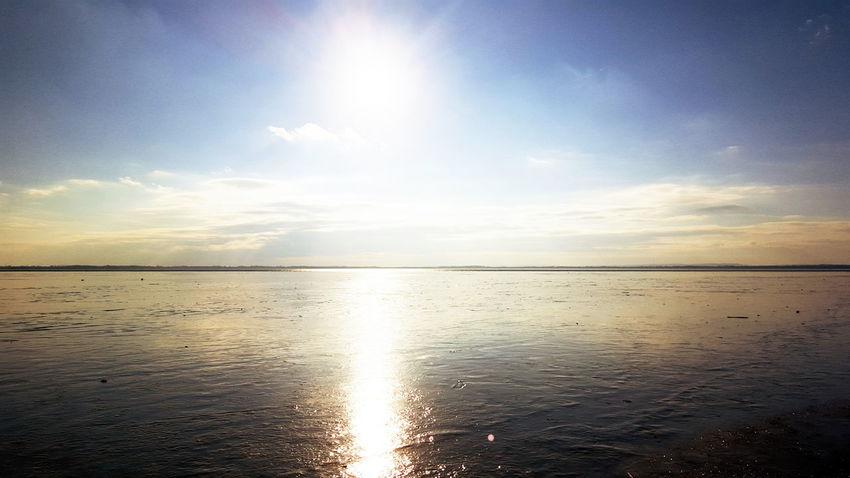 Balaton Lake Frozen Frozen Lake Hungary Sun Minusdegrees Beautiful Landsapes With Whitewall Perspectives On Nature