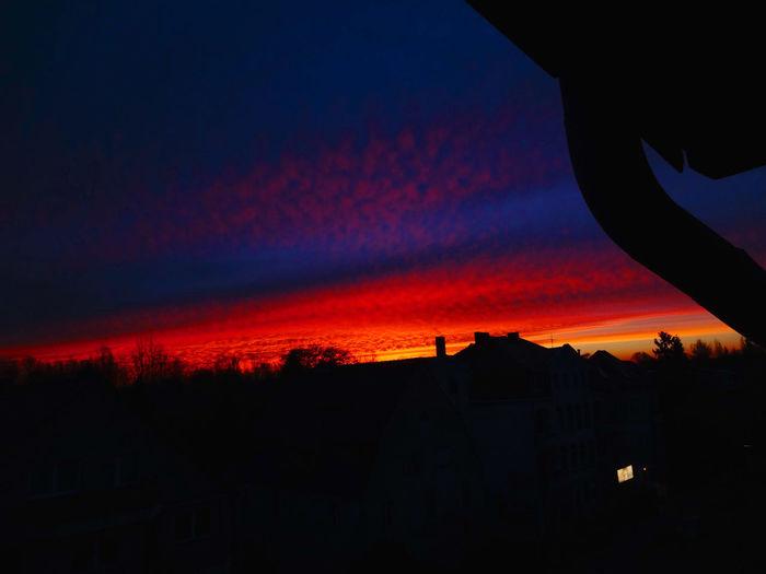 Berlin Selfmade Pic Sunrise