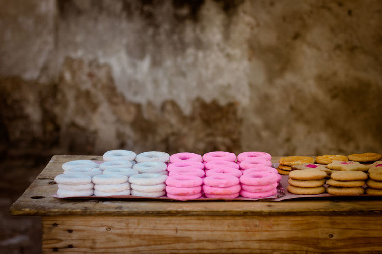 Galletas y Pan tradicional de México // Mexican traditional cookies and bread Cookies Donas EyeEmNewHere Mexico Bread Day Dessert Donut Food Food And Drink Galletas Mexican Mexican Food Multi Colored No People Pink Color Ready-to-eat Sweet Food Traditional