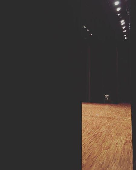 回來了 我們的舞台 Copy Space Indoors  No People Illuminated Architecture Day