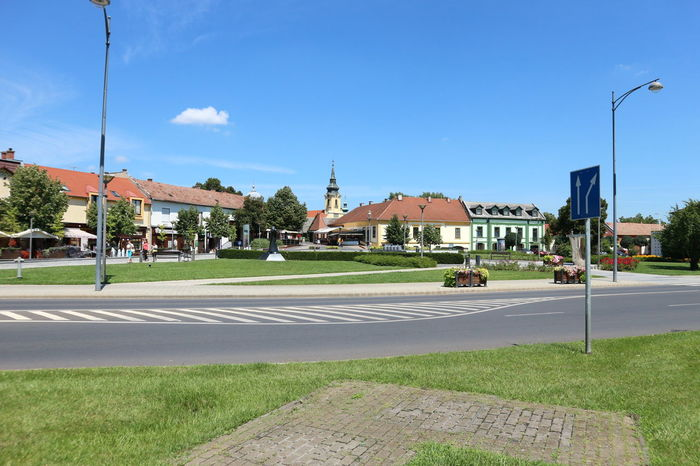 Gyula Main Square Canon M10 Showcase July Hidden Gem