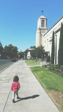 Tower District Fresno  California