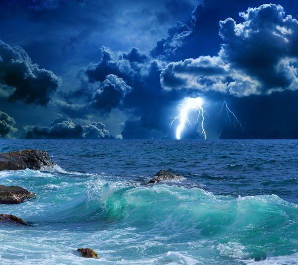 Enjoying Life Hello World Sea Stormysky Stormy Sea
