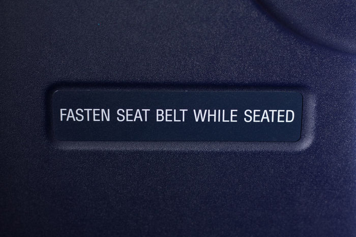 Text Close-up No People Internet Fasten Seat Belt Flight Plane Security Safety Landing Departure Airplane Airport Sign Text Letters Indication Indicate