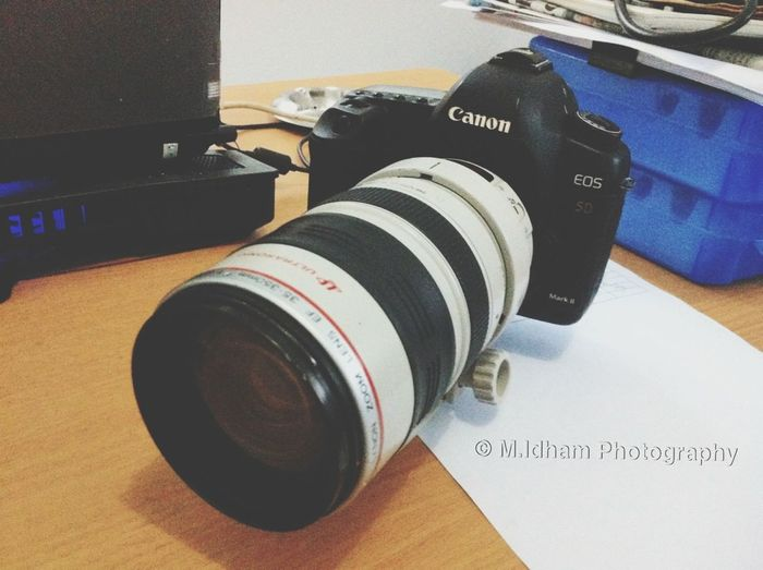 Canon L-series Lenses First Thing I See Canon5dmk2 Last Thing I See