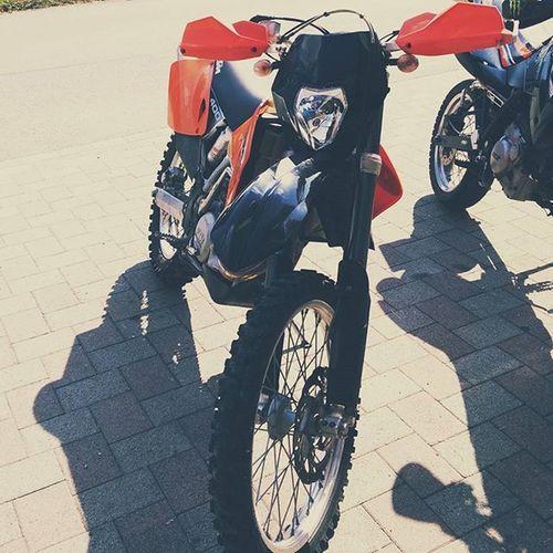 Fiese Frise 😏 Part I 💪 Ktm Exc 400 Enduro Mz SM Supermoto