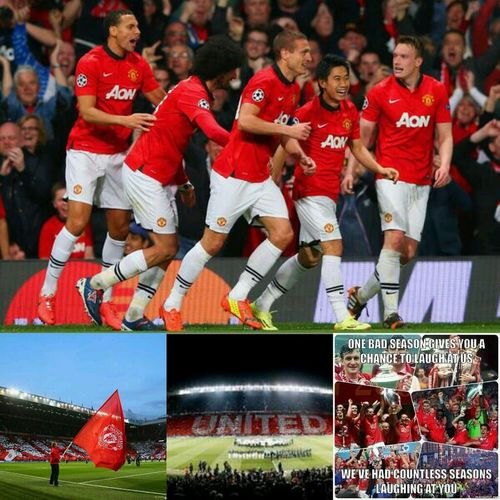 Good Performance! IAmUnited  FansSejatiMU Mufc GGMU #WeLoveU