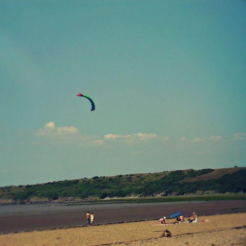 Sand Bay Weston-super-mare Somerset Beach