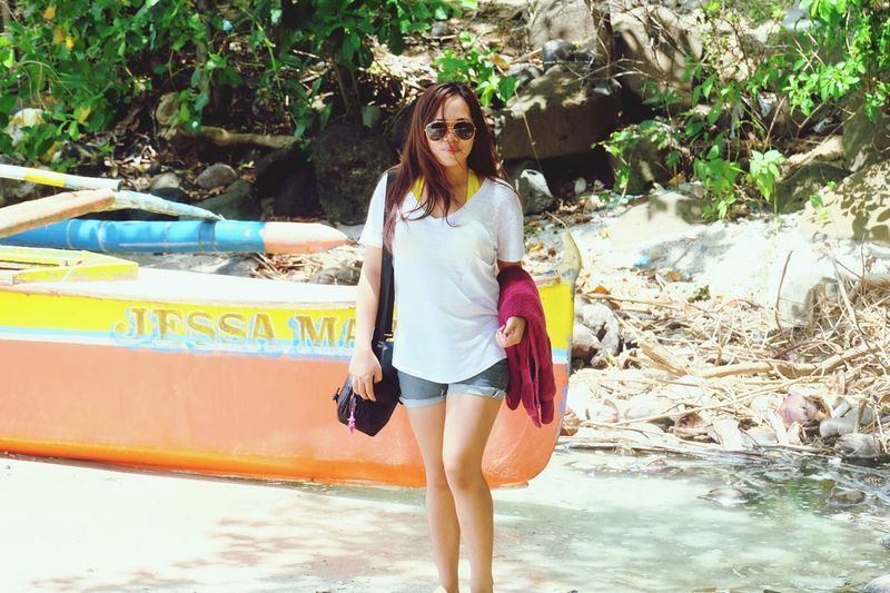 Swim with me. I'm ready. Islandgirl Talisayan Whitebeach Fujifilm_xseries Airamariecago
