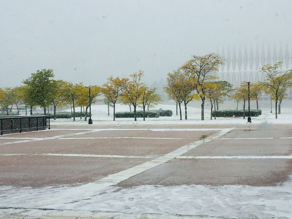 Colorado Shades Of Winter USA USAFA Winter Cold Temperature No People Outdoors Snow First Eyeem Photo EyeEmNewHere