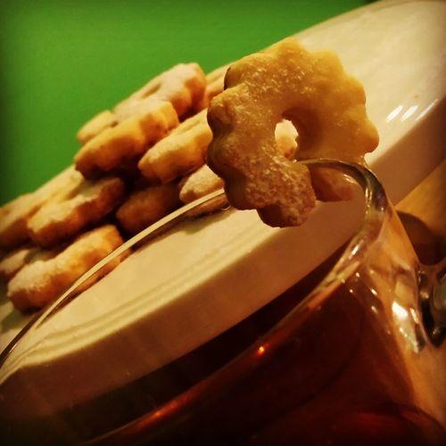 Holiday Desserts Canestrelli Biscotti