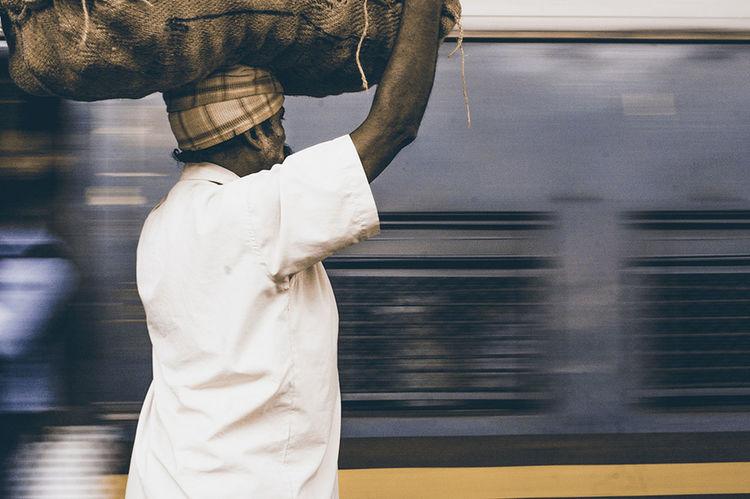 People Photography Railwaystation Mumbai Byculla