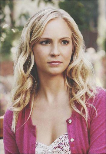 Caroline Forbes Tvd Forbes Vampire Diaries