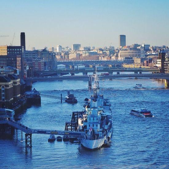 Thames #bridges and #HMSBelfast ???☀️#london #walkways #boat #royal #hms Igers_london Ig_london Aauk Capture_today London Mashpics Bridges Top_masters Boat From_city Vscocam Pro_shooters Royal Uk_potd VSCO Fmcz Walkways  Hmsbelfast Hms Gramminginlondon Allshots_ Londonthroughmycam London_only Timeoutlondon Qx100 Alan_in_london