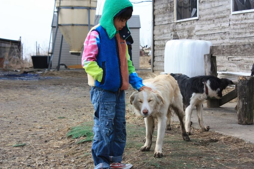 Love My Kids Kids EyeEm Kids Dog Dog Life Dog Love Doglovers