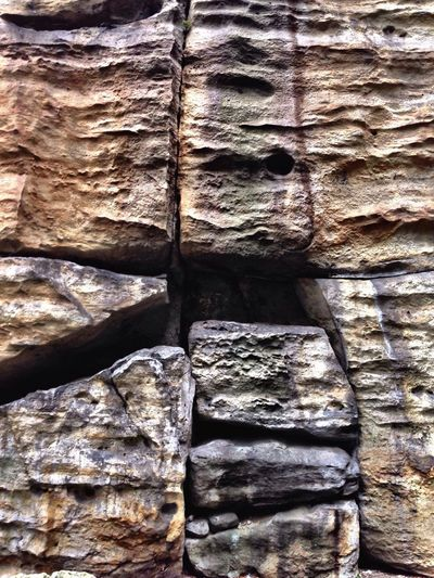 Nature Organic Architecture The Devil's In The Detail Erosion