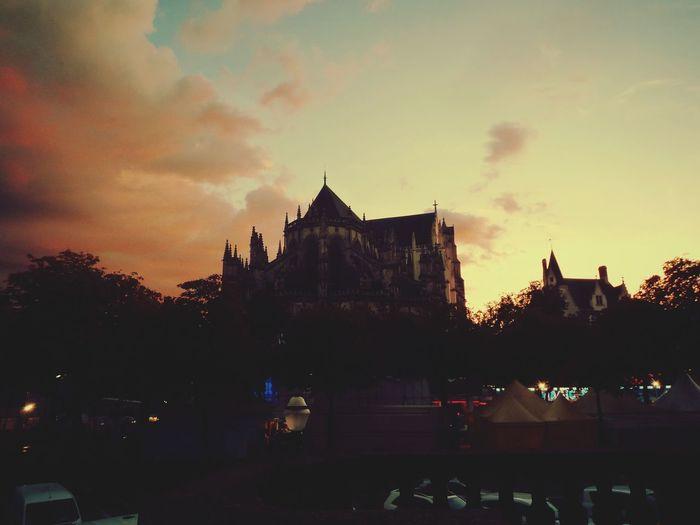 Nantes Sunset
