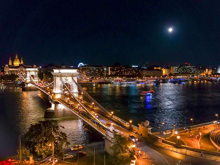 Budapest by