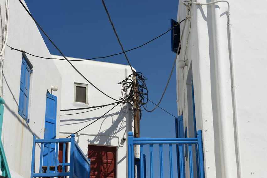 Aegean Aegean Islands Aegean Sea Blauer Himmel Blue Sky Greece GREECE ♥♥ Hellas Kykladen Kyklades Mykonos Mykonos,Greece ägaisches Meer ägäis ägäische Inseln