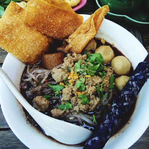 Thaifood Thaisoup Fresh Blood Aroymak Food Foodphotography Food Photography Aroy Lecker Delicious