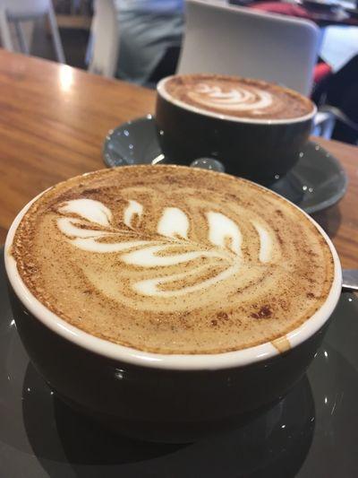 Coffee time Vanilla And Cinnamon Coffee - Drink Drink Refreshment