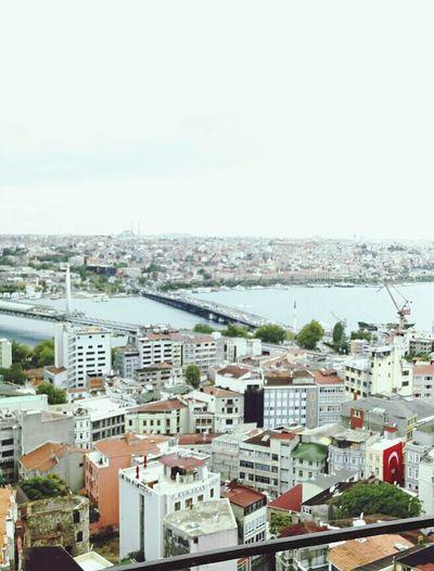 Galata Kulesi'nden İstanbul'a bakış First Eyeem Photo