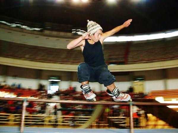 K2 Patines Skatepark Roller Inlineskate Style Agressive Inline