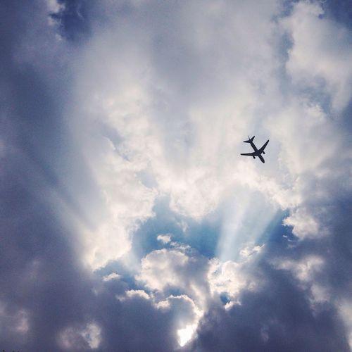 Plane London