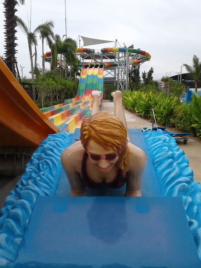 Transportation Sky Vacations Leaves🌿 Waterparkfun Waterpark