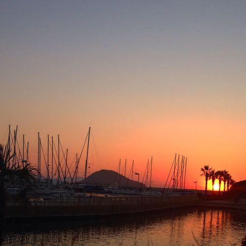 Sunset Turkey Sun_collection Enjoying Life Landscape Summer Turgutreis