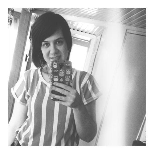 Как в больничных коридорах 😆 Selfie себяшка черно-белое Black & White Black And White Blackandwhite чернобелое селфисебяшка