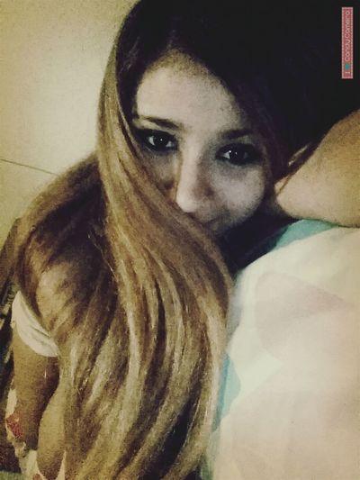 Prettyhair Blonde Hair Big Eyes Goodafternoon ✌