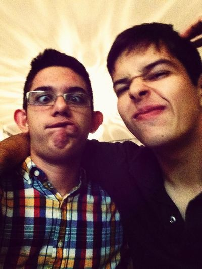 best friends :P