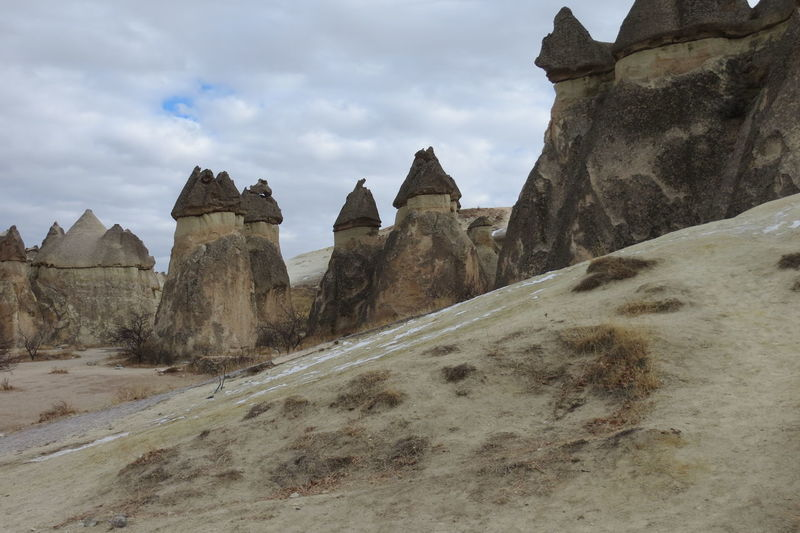 Cappadocia National Park Nature Rock Formation Travel Photography Turkey Anatolia Ancient Civilization Caves Geology Göreme Instaturkey Landscape Travel Destinations Valley The Great Outdoors - 2018 EyeEm Awards The Traveler - 2018 EyeEm Awards