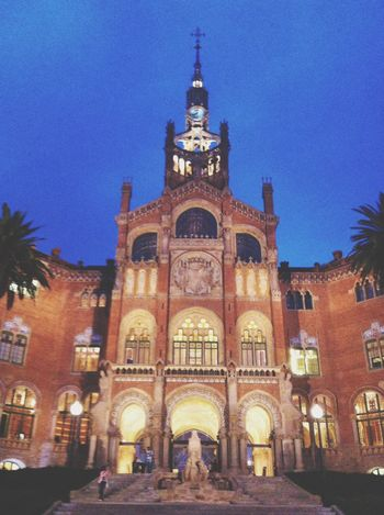 Historical Building Barcelona Arquitecture IPhoneography Amazing Architecture