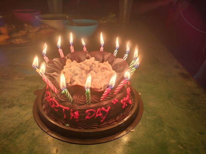 HuaweiP9 Congratulations Birthday Cake