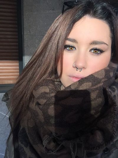 Taking Photos Hello World Sexygirl Girl Sexi  That's Me SPAIN Piercings Piercing Eye Make Up Septum Peircing Sexitime Sexi Time Beautiful Potography